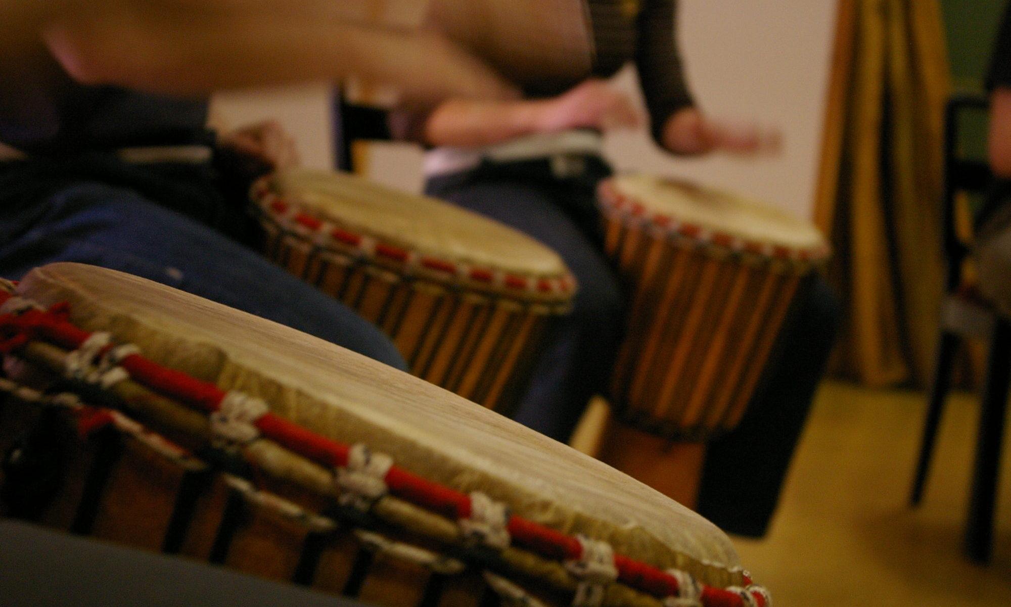 Drumming, Korporátní bubnování